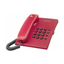 PANASONIC KX—TS505 MX Red