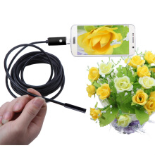 8.0mm 5M Endoscope USB Waterproof Borescope Inspection Camera For Android