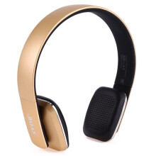 KYM LC8600 Metal Bluetooth Headphones Bluetooth 4.1 High Quality Bass Music Wireless Over-Ear Headphones for Smart Phones PC