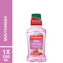 COLGATE Mouthwash Plax Fruity Fresh 250ml