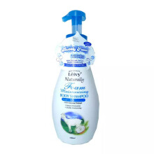 LEIVY Foam Body Shampoo Goat's Milk With Coconut Extract 1000ml
