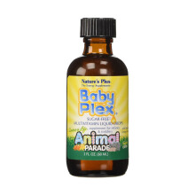 NATURE'S PLUS Baby Plex Animal Parade 2 OZ (60ml)