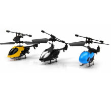 QS QS5013 2.5 Channel RC Helicopter with Gyroscope Infrared Function (random colors)