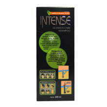 INTENSE Hair Shampoo Bottle 200ml