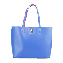 LES CATINO Chevell Shopper - Blue/Fuchsia