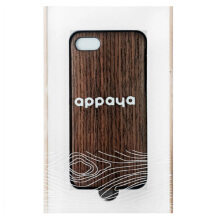 APPAYA Wood Case For Iphone 7 - Dark Rose
