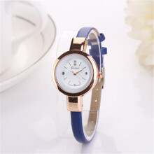 BESSKY Fashion Women Lady Round Quartz Analog Bracelet Wristwatch Watch Gift-