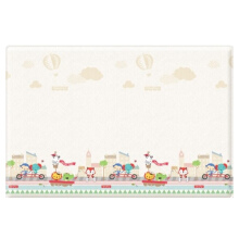COBYHAUS PVC Playmat Fisher Price Town 210 x 140 x 3 cm
