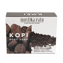 MUSTIKA RATU Kopi Body Soap 85gr