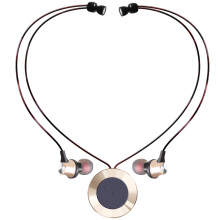 KYM BT30 Bluetooth4.2 Earphone Wireless Headphone Necklace earphone for girl Stereo Headset Bluetooth