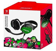 HORI Splatoon Headset for Switch