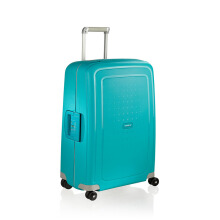 Samsonite S'Cure Spinner 75/28 Aqua Blue