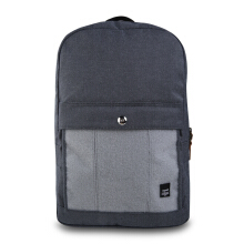 Exsport Grunge 2345X Laptop Backpack - Grey Grey
