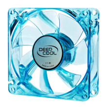 DEEPCOOL XFAN8 - Blue Casing Fan