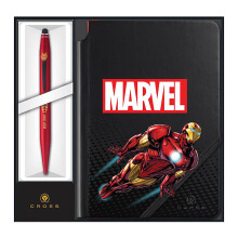 CROSS Marvel Tech2 And Journal Set (AT0652SD-11/1)