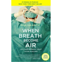 When Breath Becomes Air - Paul Kalanithi 9786022912460