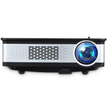Excelvan Multimedia Projector For Home Cinema Game Outdoor Movie Black