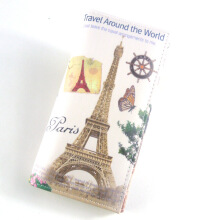 Aamour Country Eiffel Tower wallet