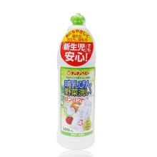 (DISCONTINUE) CHUCHU Bottle and Vegetable Cleanser 300 ml