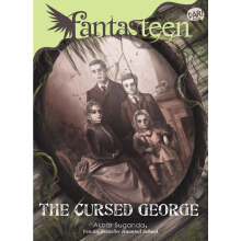 Fantasteen.The Cursed George - Akbar Suganda Jp 9786024202583