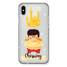 CASETOMIZE Classic Hard Case for Apple iPhone X - Prince Charming