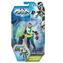 MAX STEEL 6 inch Basic Figure Y9517