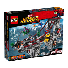 LEGO Super Heroes Spider-Man: Web Warriors Ultimate Bridge Battle 76057