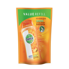 DETTOL Body Wash Reenergize Pouch 250ml