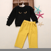 Funny Monster Cotton Blend Twinset for Boys 90
