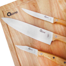 OXONE  Wooden Knife Set 7 Pcs OX-95