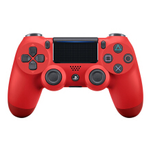 SONY New Dualshock4 Wireless Controller PS4 - Magma Red