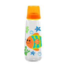 BABY SAFE Embossed Lid Bottle 250ml