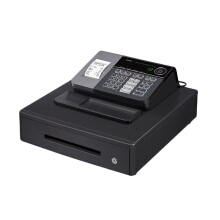 Casio Cash Register Mesin Kasir SE-S10 - Black