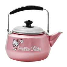 MASPION Teko Lumi Kitty Colan 2  Liter - Pink