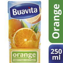 BUAVITA Orange 250ml