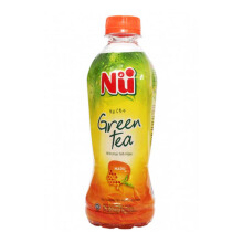 NUGREEN TEA Honey Carton 330ml x 24pcs