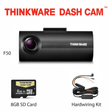 Thinkware Dash Cam F50 - Black