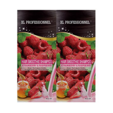 XL Professionnel Hair Smoothie Shampoo Strawberry & Raspberry 10mL (2Pc) White One Size