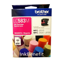 BROTHER LC-583 ink - Magenta
