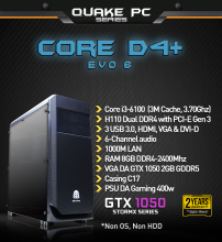Digital Alliance Core D4+ EVO 6 Package