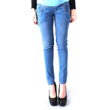 [free ongkir]EVE MATERNITY Pregnant Pants Denim Light Blue JP037B