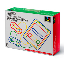 NINTENDO Super Famicom Mini - Japan Version