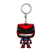 FUNKO Pop! Keychain: Power Rangers - Red Ranger