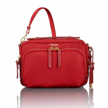 TUMI Voyageur Luanda Flight Bag Crimson [484783CRS]