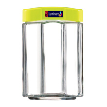 LUMINARC Toples Stock & Canister 1.5L J1035 / J6588 - Green