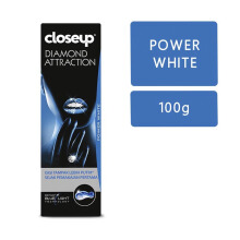CLOSE UP Diamond Attraction Power White 100g