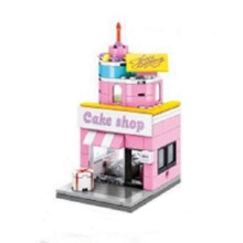 SEMBO BLOCK Cake Shop SD6031