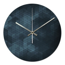 NAIL YOUR ART Diamond Wall Clock/30x30Cm