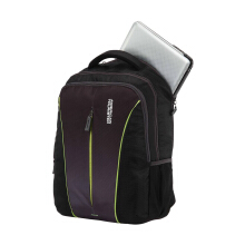 American Tourister Juke Laptop Backpack 02 Black