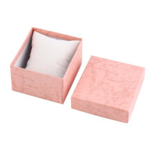 Fashion Present Gift Boxes Case For Jewelry Wrist Watch Storage Holder